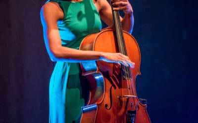 Ayanna Witter-Johnson performs in an Open Session after a reside