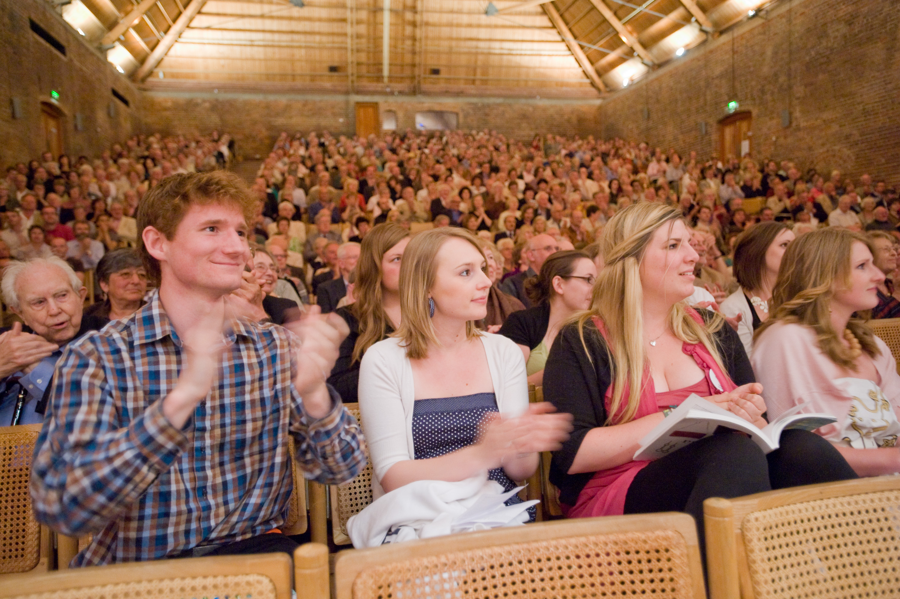 Hesse Students at the Aldeburgh Festival in 2009