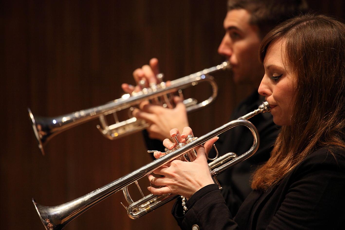 BPO trumpets