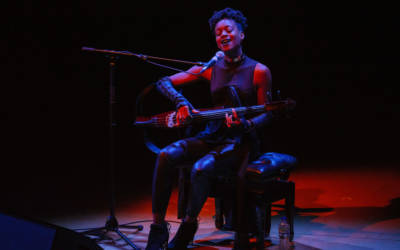 Ayanna Witter-Johnson at Festival of New
