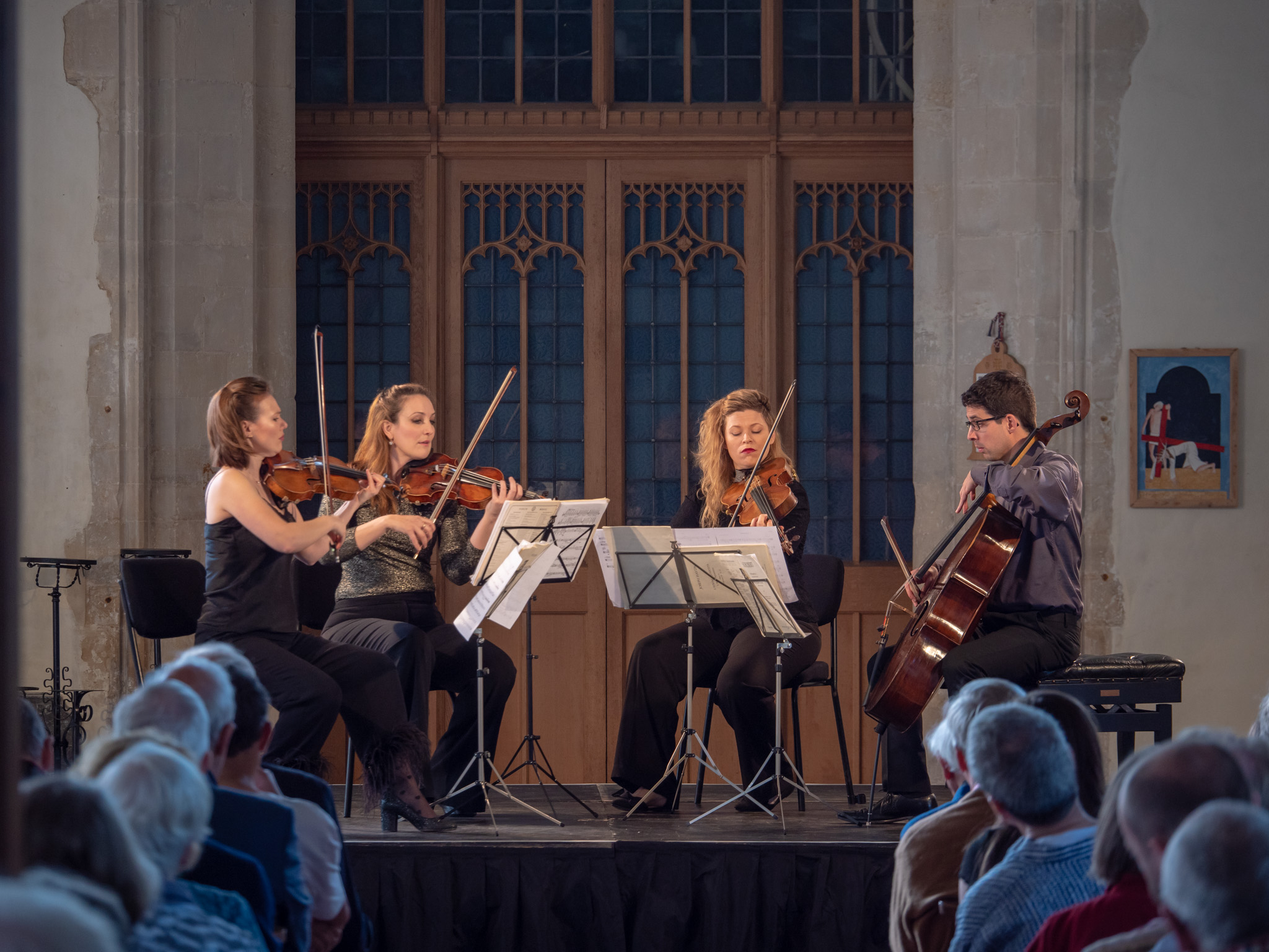 Albion-Quartet-perform-at-Orford-Church-as-part-of-Aldeburgh-Fesitval-2019-11Jun2019-4-2