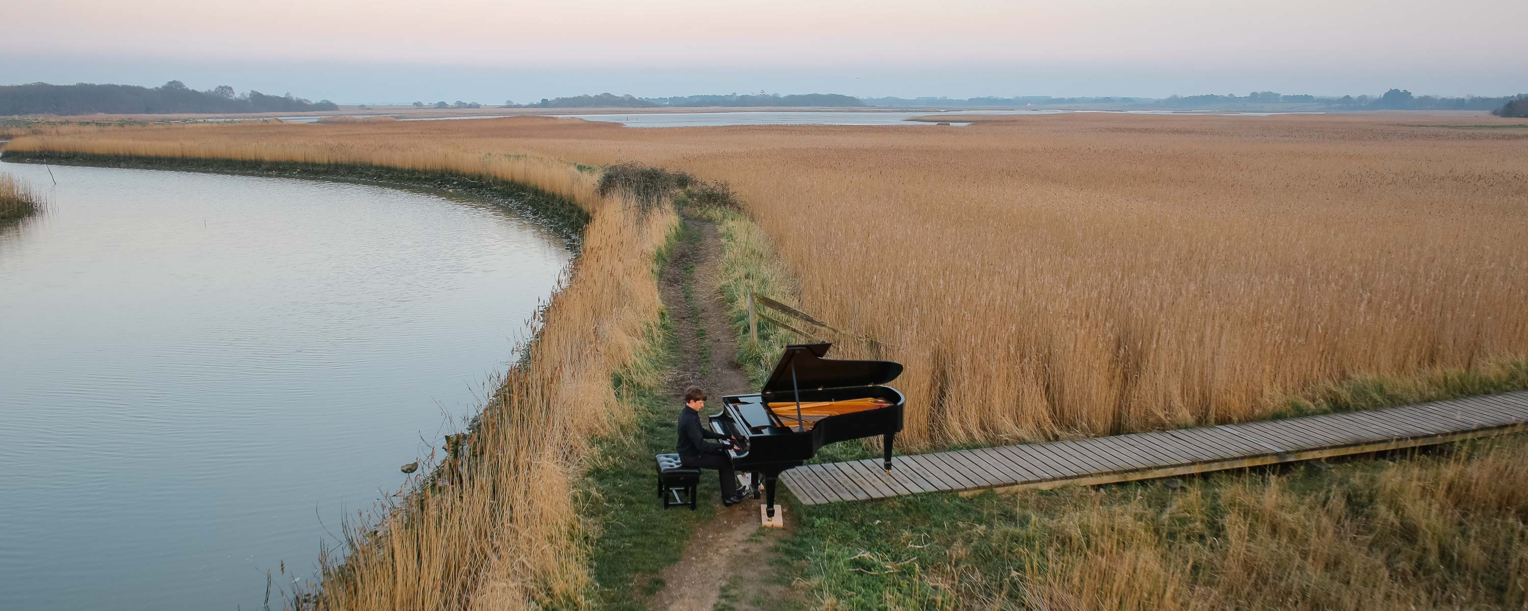 Piano in the Reeds