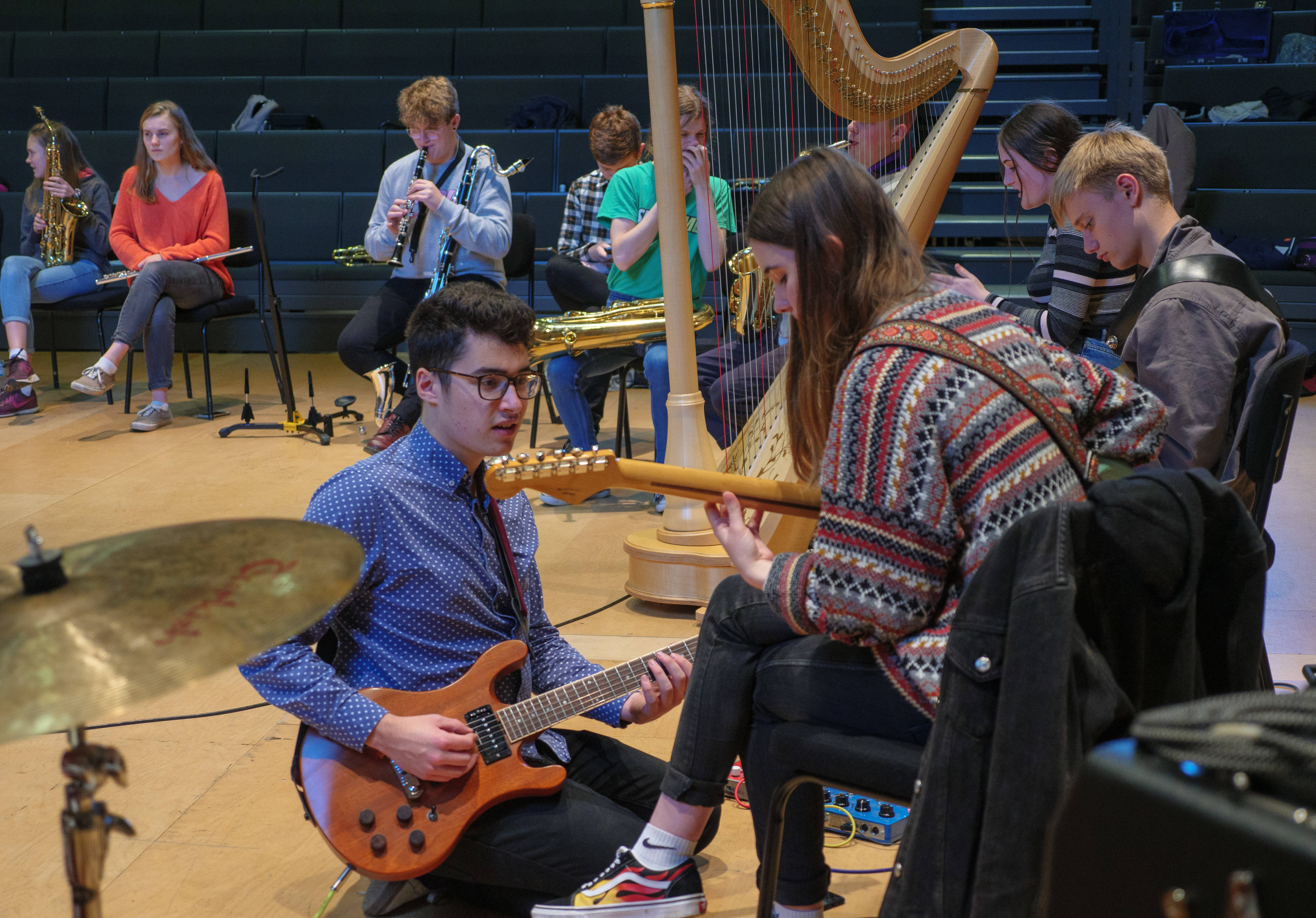 AYM - October Half Term 2019 (Early Music & Afro-Beat) (40 of 41)
