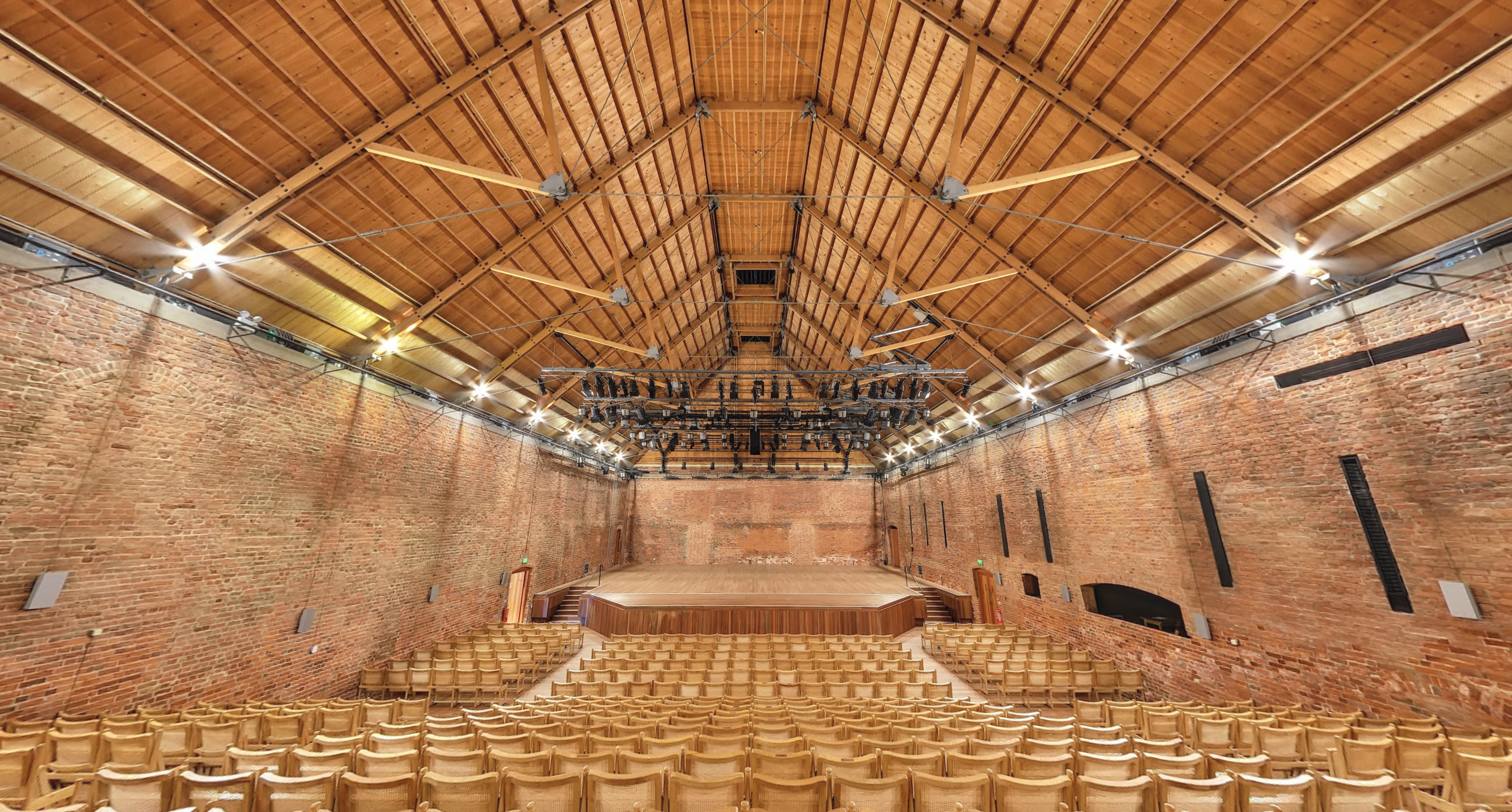 Concert Hall Tour